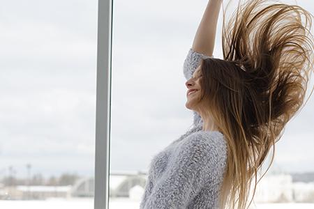 TOP-5-Produkte für das Haarwachstum