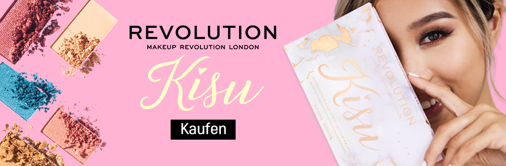 Makeup Revolution Kisu