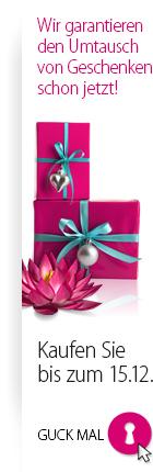 Sorgenfreie Weihnachtseinkäufe mit iparfumerie.at
