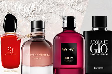 Die besten Winter-Parfüms 2018/2019!