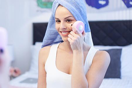 Die smarte Gesichtsmaske – Die erste ihrer Art