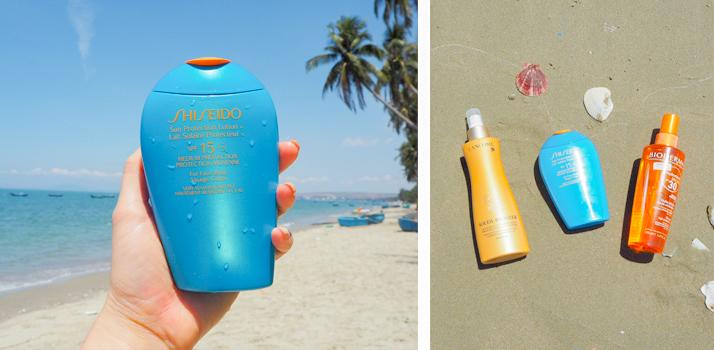 Shiseido_Sonnenschutzmilch
