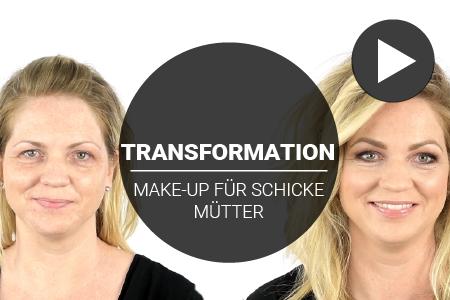 CHIC MOM LOOK: Dezentes Make-up für Blondienen