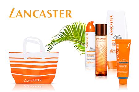 NEU: Lancaster Sonnenkosmetik schützt zu 100%