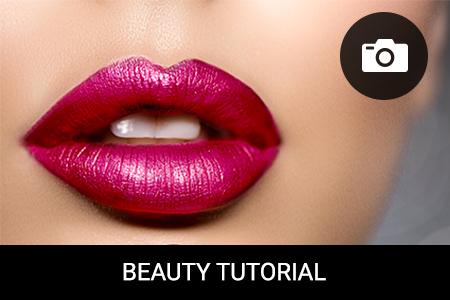 TUTORIAL: Kussechte Lippen in nur 5 Schritten!