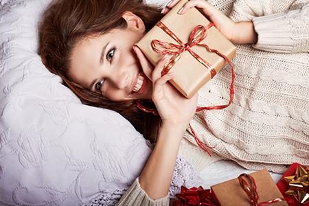 Empfehlungen für Weihnachtsgeschenke für Frauen