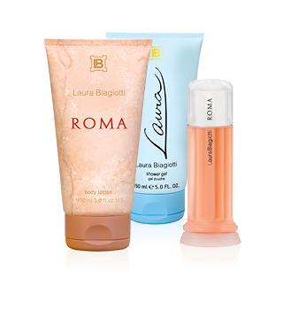Laura Biagiotti Parfümierte Kosmetikartikel