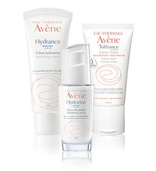 Feuchtigkeitspflege für empfindliche und überempfindliche Haut Avène