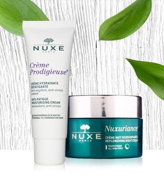 NATUR- Hautpflege