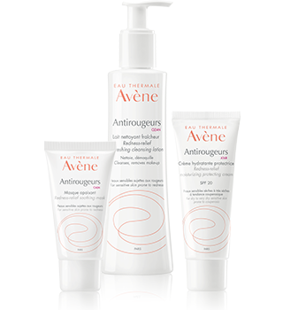 Hautrötungen Avène