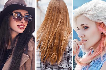 Trend Haarfarben 2019